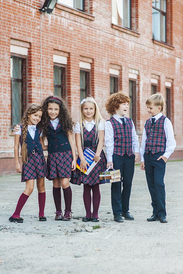 школьная форма schoolstyle